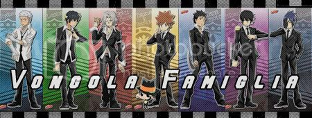 Vongola Famigilia Pictures, Images and Photos